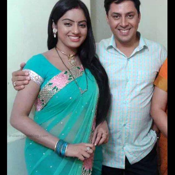 Deepika Singh Hindi TV actress event S1 12 saree photo
