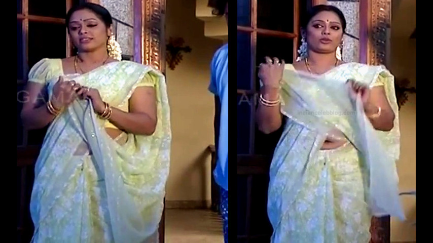 Devipriya tamil tv actress Pondatti TS1 1 hot saree navel pics