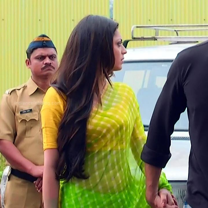 Drashti dhami hindi tv actress Silsila BRKS3 19 hot saree caps