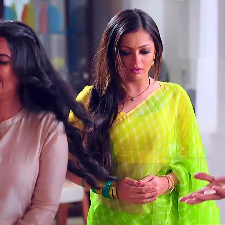 Drashti dhami hindi tv actress Silsila BRKS3 22 hot saree caps