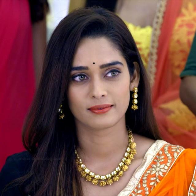 Neha saxena hindi tv actress Siddhi VS1 4 hot saree photo