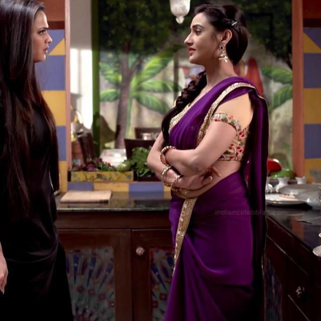 Rati pandey hindi tv actress begusarai S1 8 saree photo