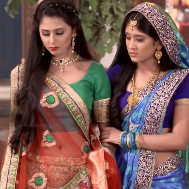 Richa mukherjee hindi tv actress Begusarai S1 9 hot saree caps