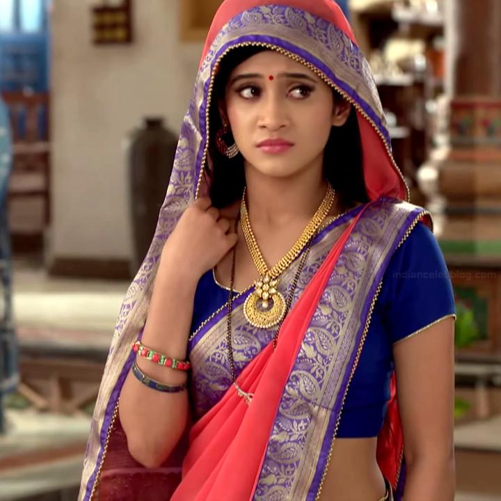 Shivangi Joshi hindi tv actress Begusarai S1 14 hot sari photo