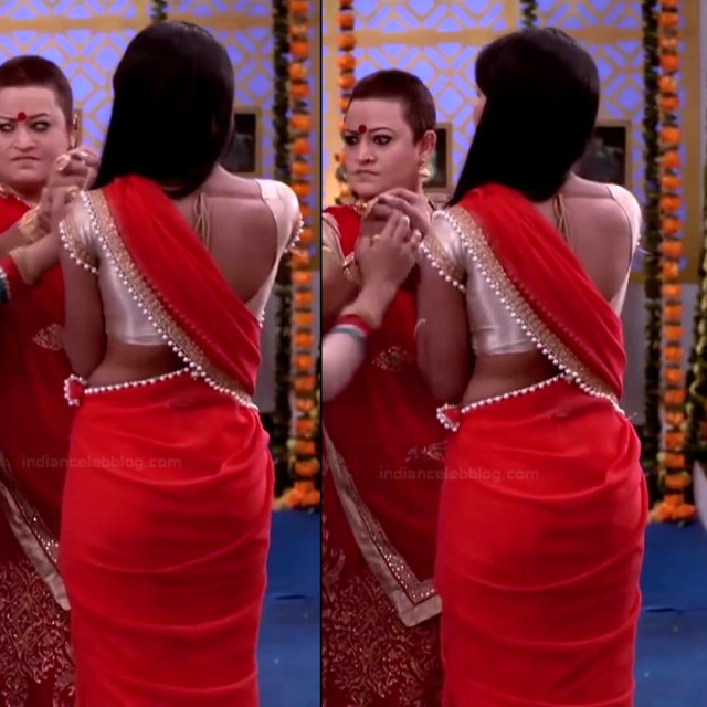 Sonal Vengurlekar hindi tv celeb 7 hot saree pics