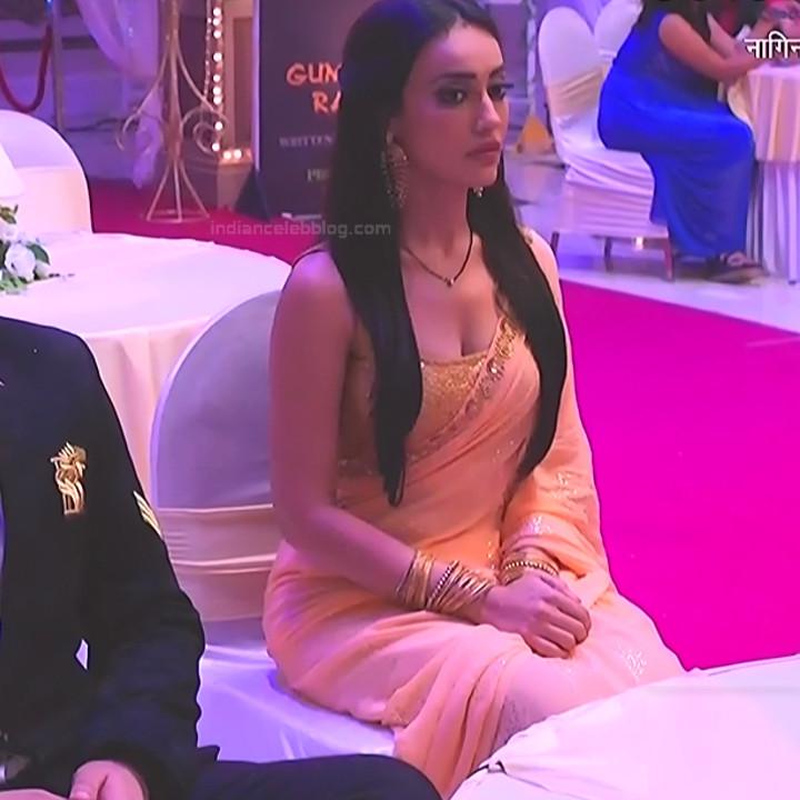 Surbhi jyoti hindi tv actress Naagin S3 7 hot sari photo
