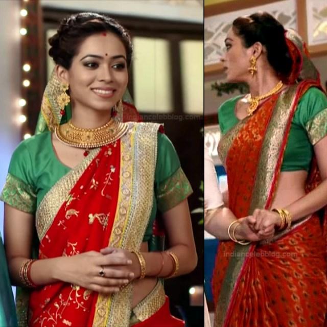 Vaishnavi dhanraj hindi tv actress Begusarai S1 10 hot saree pics