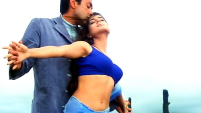 Ameesha patel hot saree song_Thumb