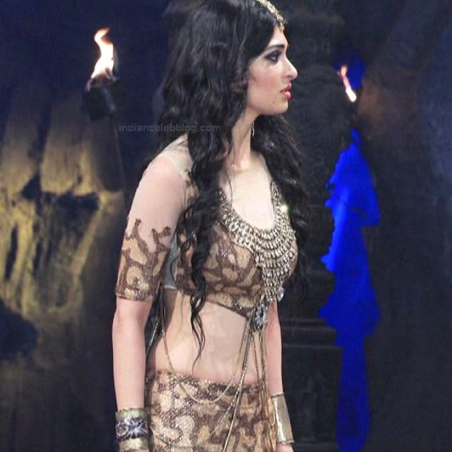 Aditi prabhudeva kannada tv actress Nagakannike S1 11 hot photo