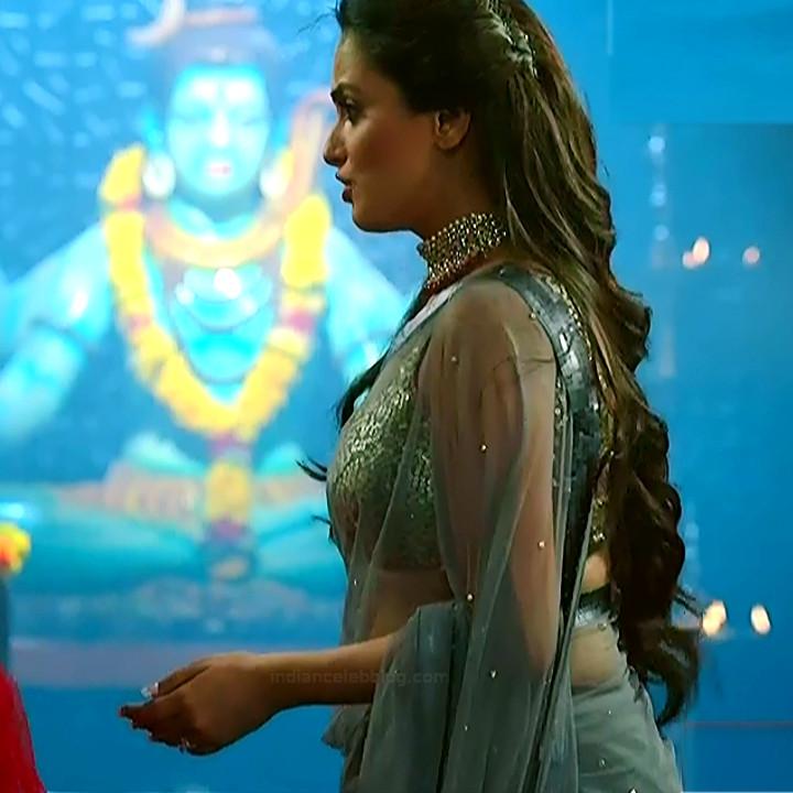 Anita hassanandani hindi tv actress Naagin S1 2 hot saree caps