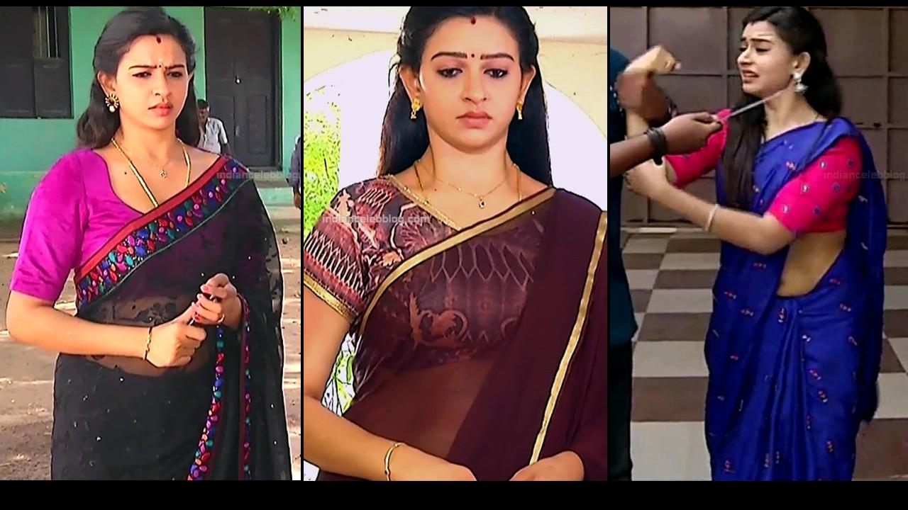 Divya ganesh tamil serial actress sumangali S4 21 thumb
