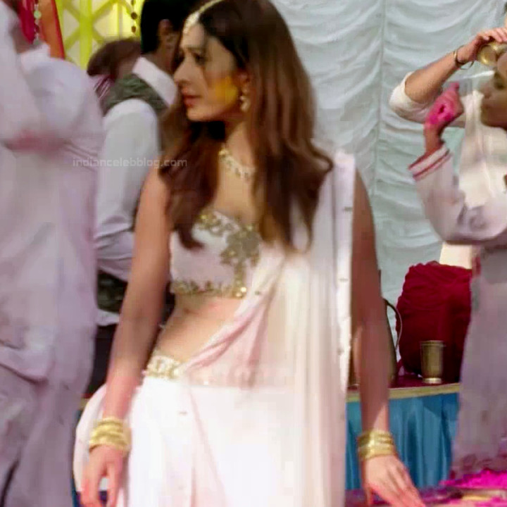 Farnaz shetty hindi tv actress Siddhi VS1 3 hot lehenga photo