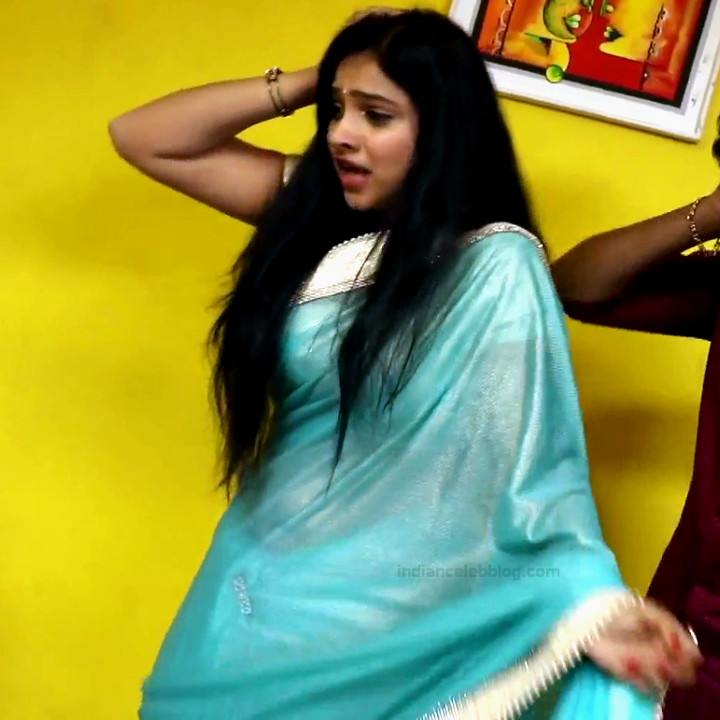 Kavitha tamil tv actress Neeli S1 16 hot saree photo