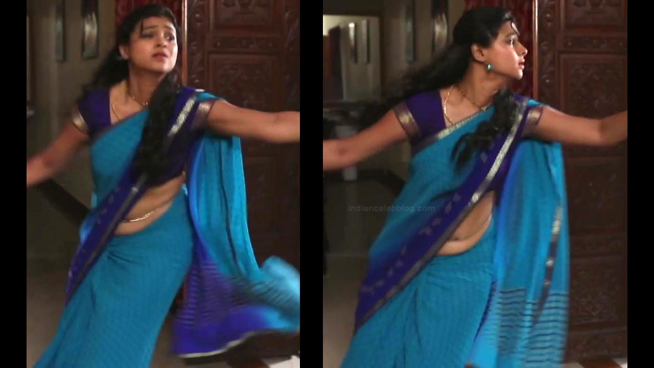 Kavitha tamil tv actress Neeli S1 18 hot saree pics