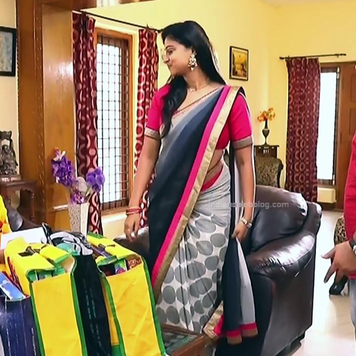 Kavitha tamil tv actress Neeli S1 7 hot sari photo