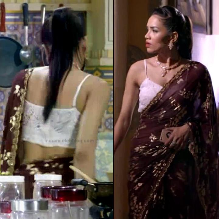 Priyanka bora hindi tv actress Siddhi VS1 13 hot saree pics