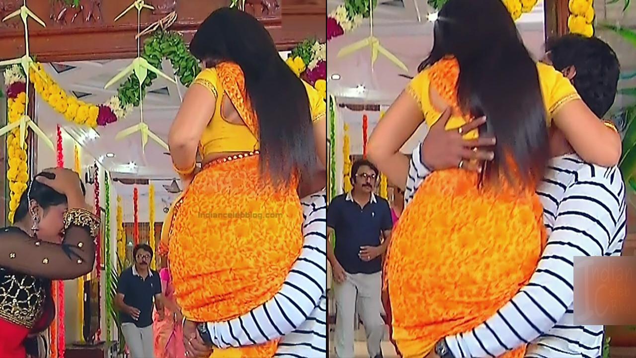 Priyanka nalkar tamil serial actress roja s1 10 saree pics