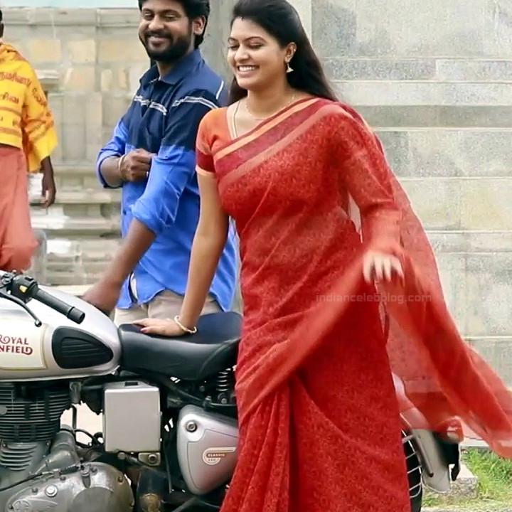 Rachitha mahalakshmi tamil tv actress saravanan MS2 16 saree photo