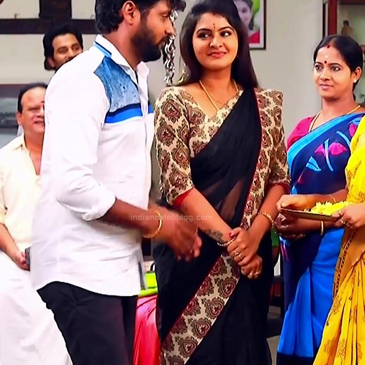 Rachitha mahalakshmi tamil tv actress saravanan MS2 4 saree pics