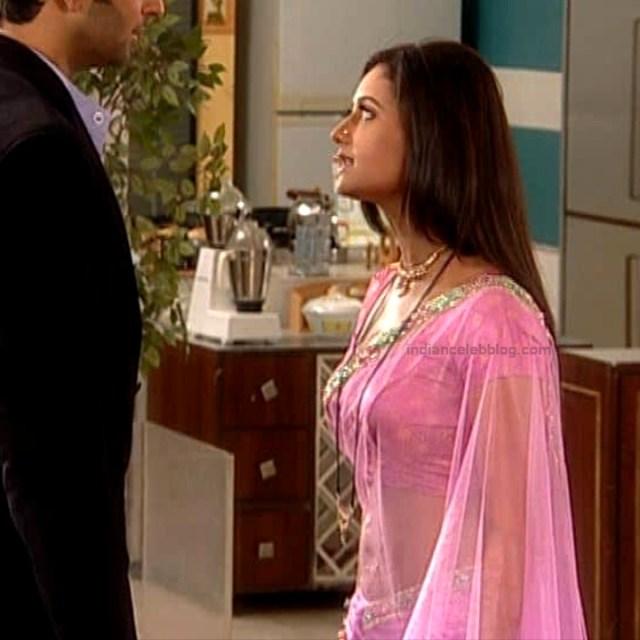 Rashami Desai hindi tv actress Uttaran S1 9 saree photo