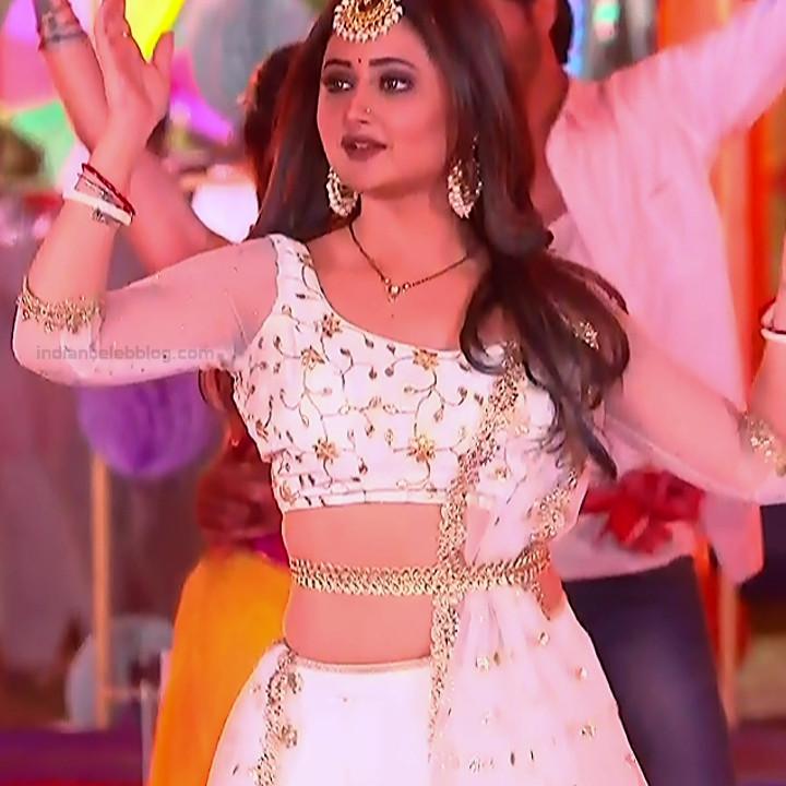 Rashmi Desai hindi tv actress Dil SDTS1 4 lehenga photo