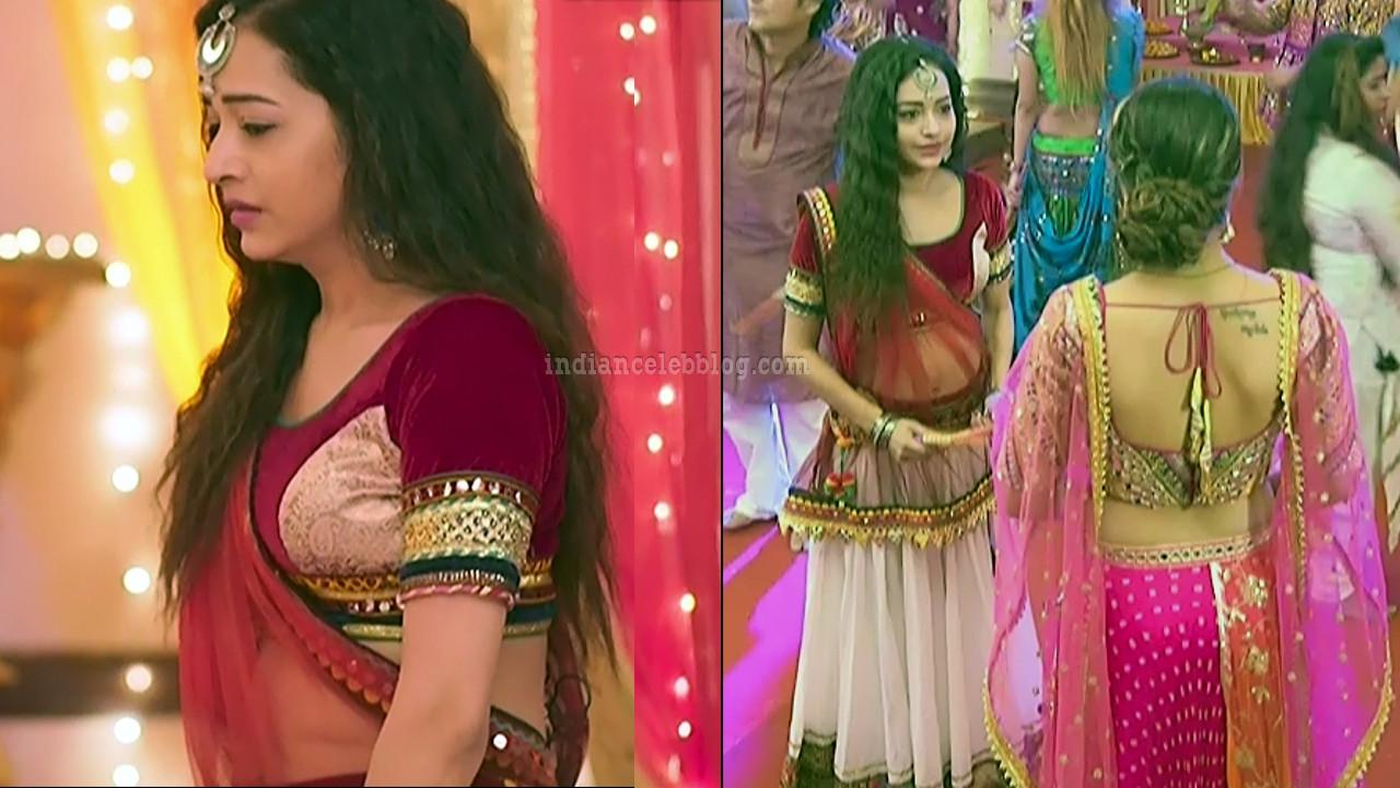 Aanchal goswami hindi TV actress Bepannah S1 7 lehehga pics