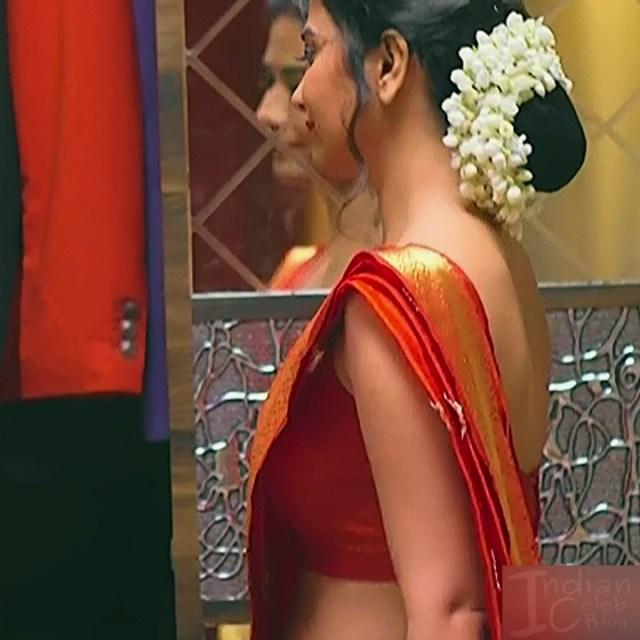 Aditi sharma hindi tv actress Silsila BS1 7 hot saree photo