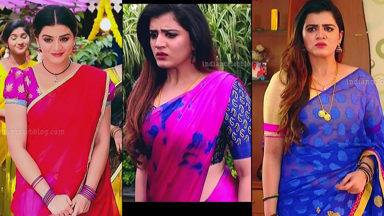 Aishwarya Gowda Telugu TV actress Photo Gallery