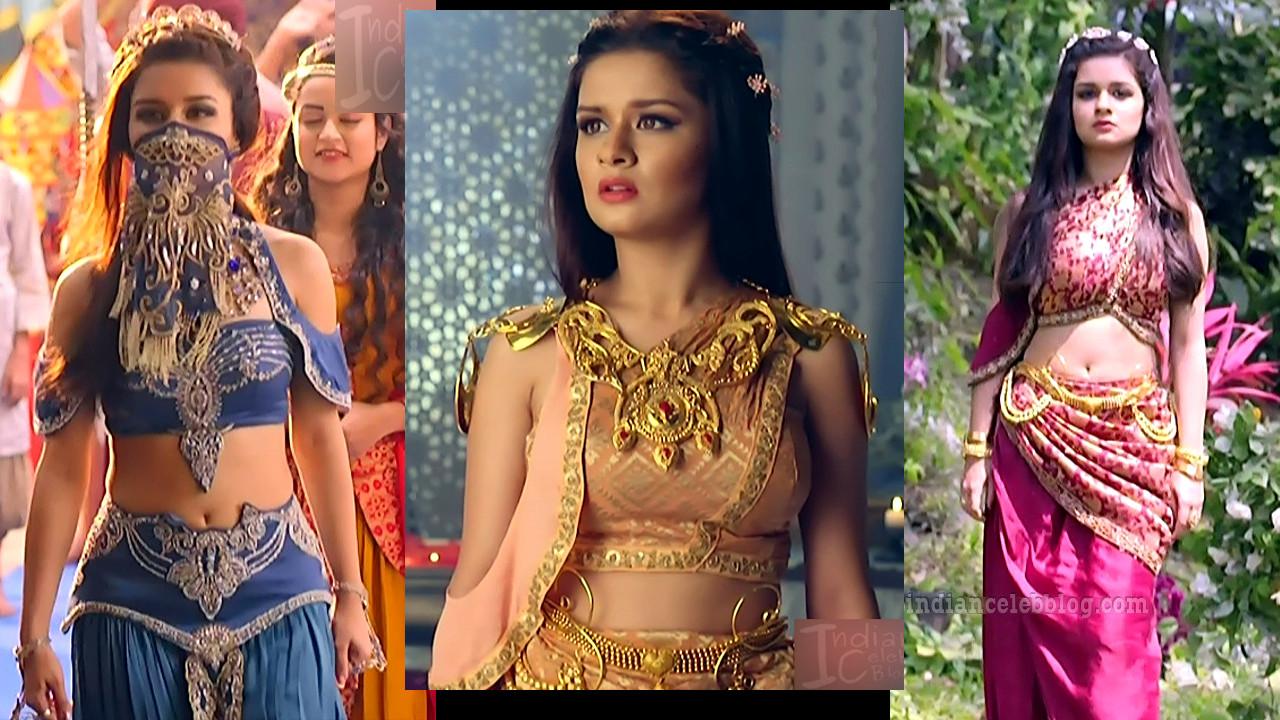 Avneet kaur Hindi TV actress from Alladin serial
