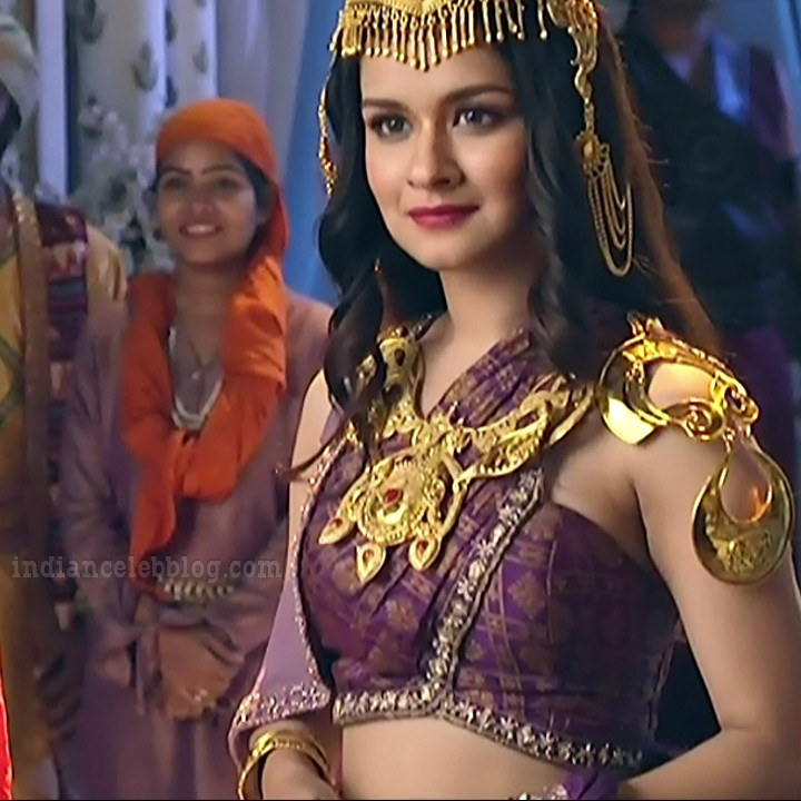 Avneet kaur hindi tv Aladdin S1 8 hot caps
