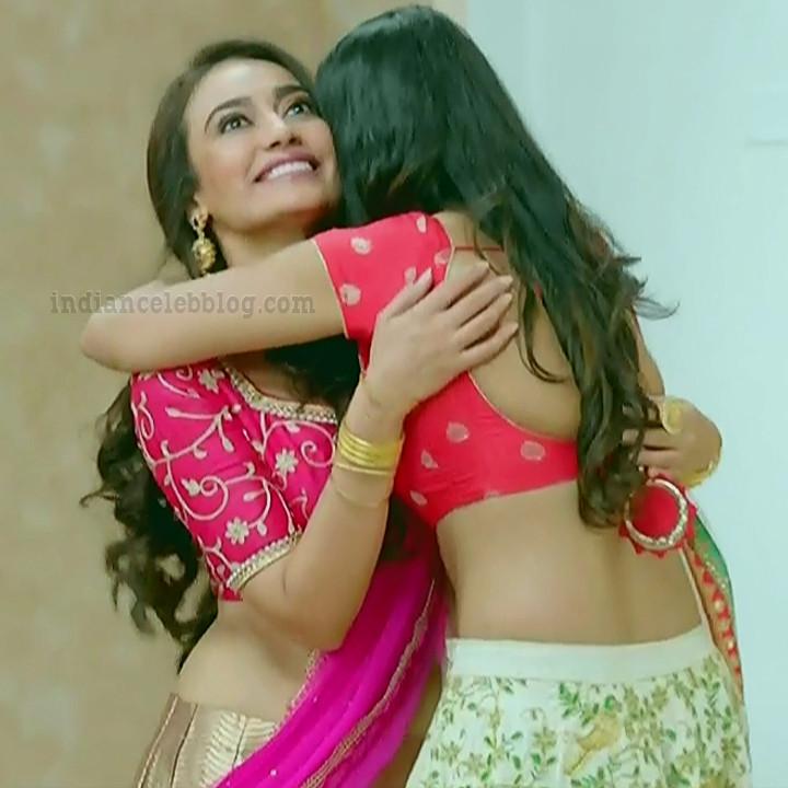 Charvi saraf hindi tv actress Naagin 3S1 9 hot lehenga photo