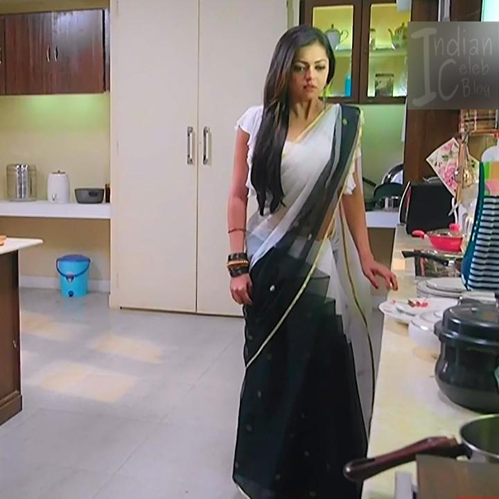 Drashti dhami hindi TV Silsila BRKS5 6 Saree caps