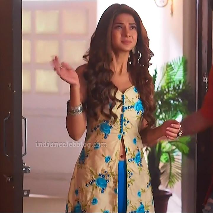 Jennifer winger hindi TV actress Bepanaah S1 1 hot gown caps