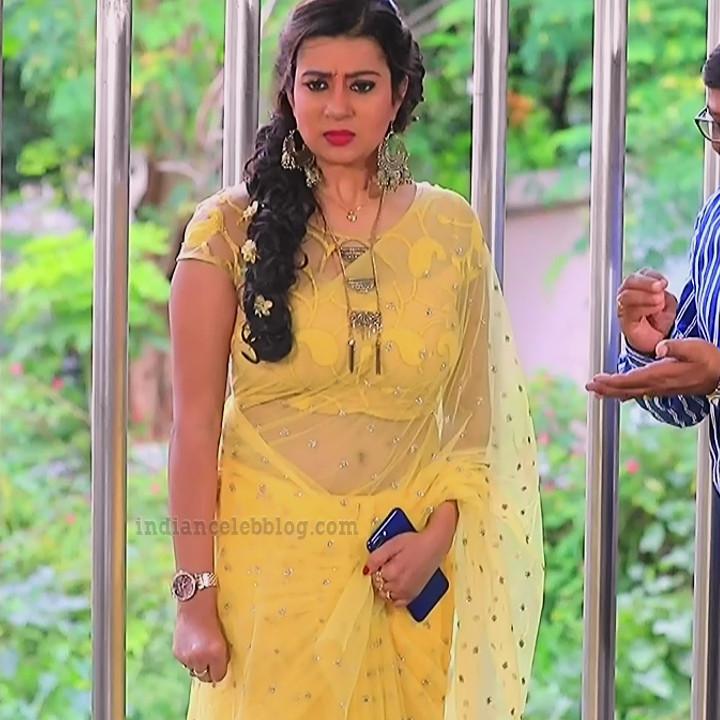 Kannada TV serial actress Putta GMS1 11 photo