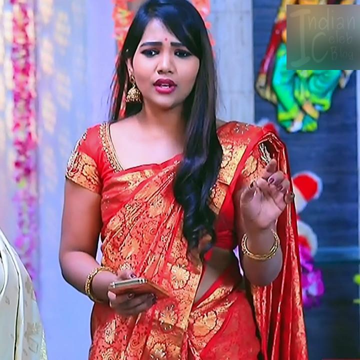 Kannada tv serial actress MiCmpl5 1 hot saree photo