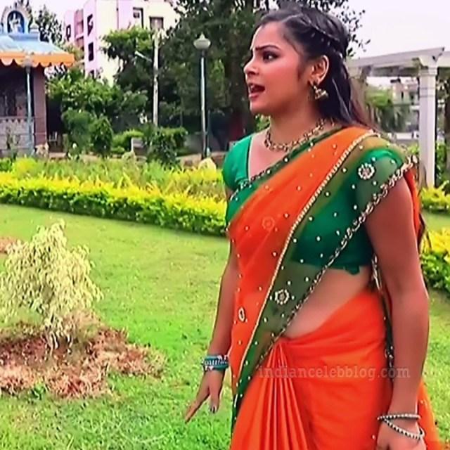 Kannada tv serial actress MiCmpl5 13 saree photo