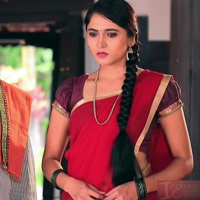 Kannada tv serial actress MiCmpl5 15 saree caps