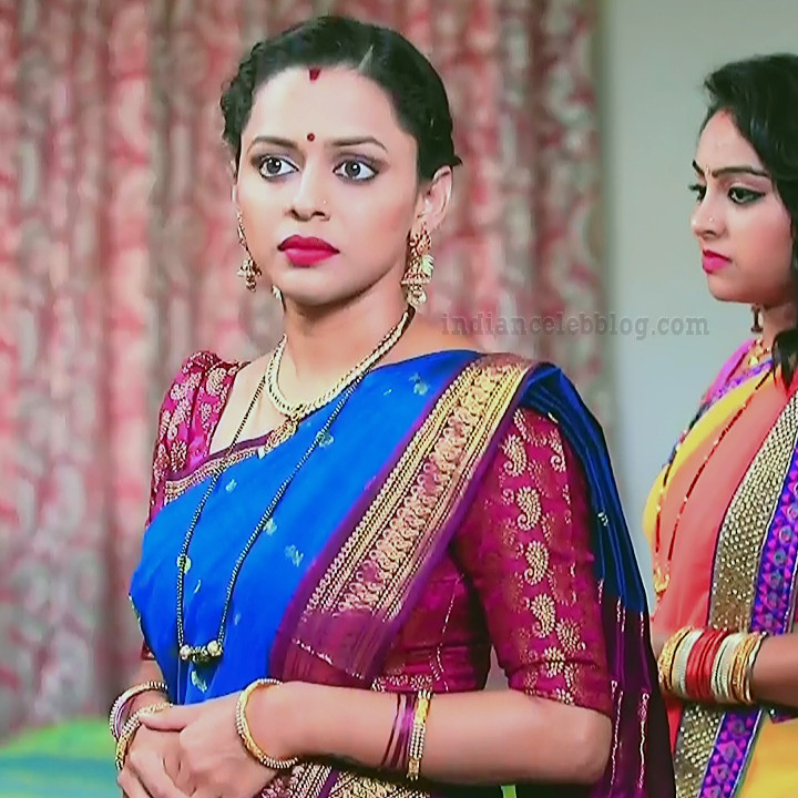 Kannada tv serial actress MiCmpl5 9 sari photo