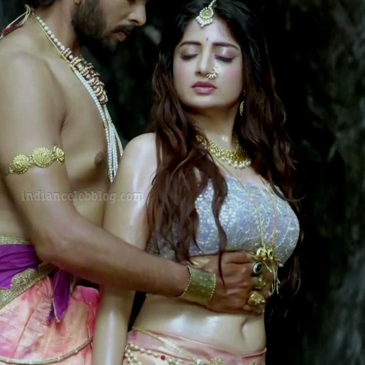 Poonam kaur telugu TV swarna khadgam S1 13 hot pics