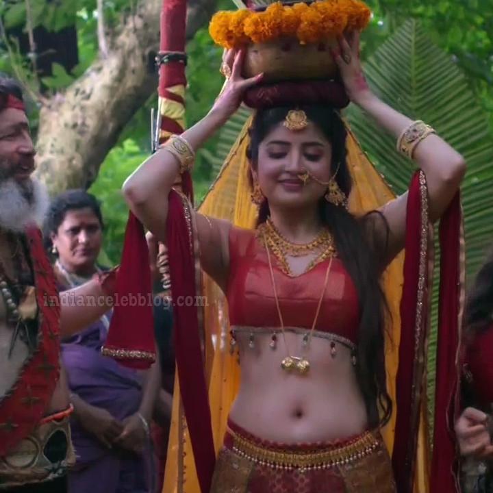 Poonam kaur telugu TV swarna khadgam S1 8 hot photo