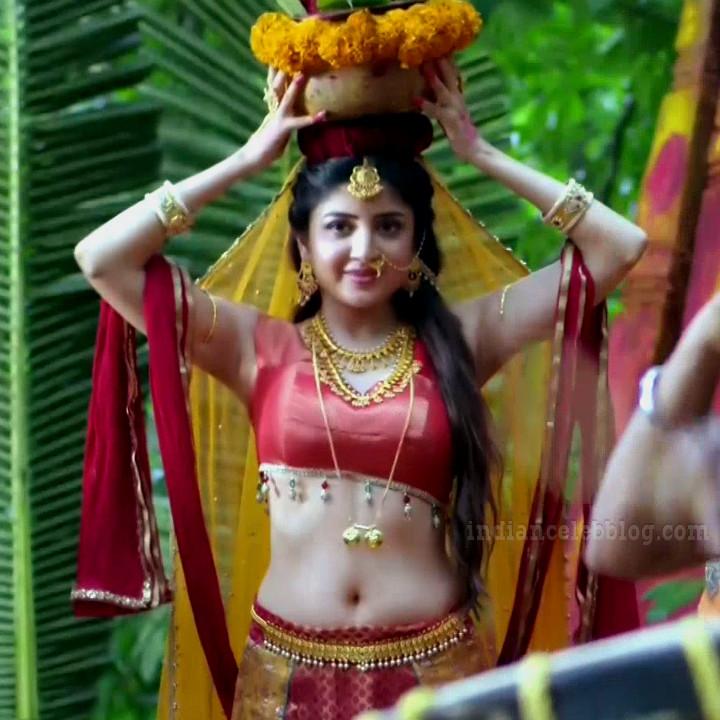 Poonam kaur telugu TV swarna khadgam S1 9 hot photo