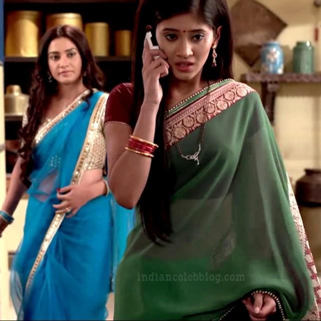 Shivangi joshi Hindi TV Celeb Begusarai S2 14 Hot Sari photo