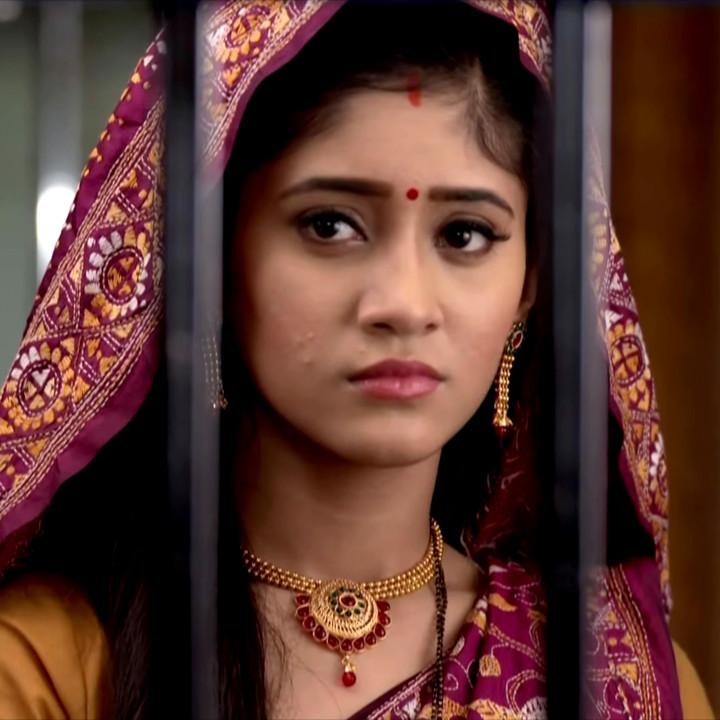 Shivangi joshi Hindi TV Celeb Begusarai S2 3 Saree photo