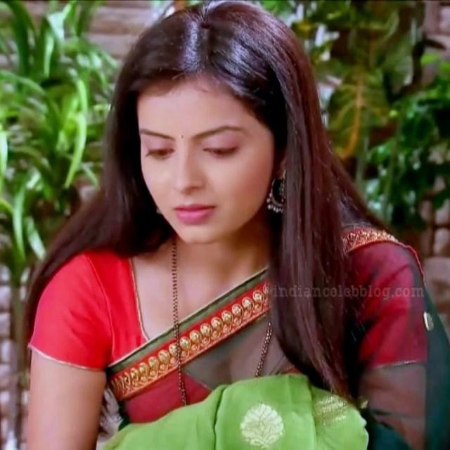 Shrenu parikh hindi tv actress CTS5 8 hot sari photo