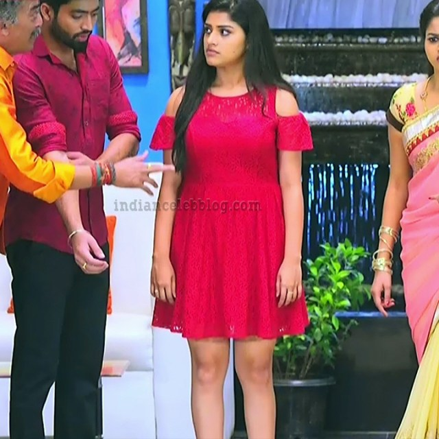 Shreya anchan tamil tv actress nandhini S1 1 hot photo