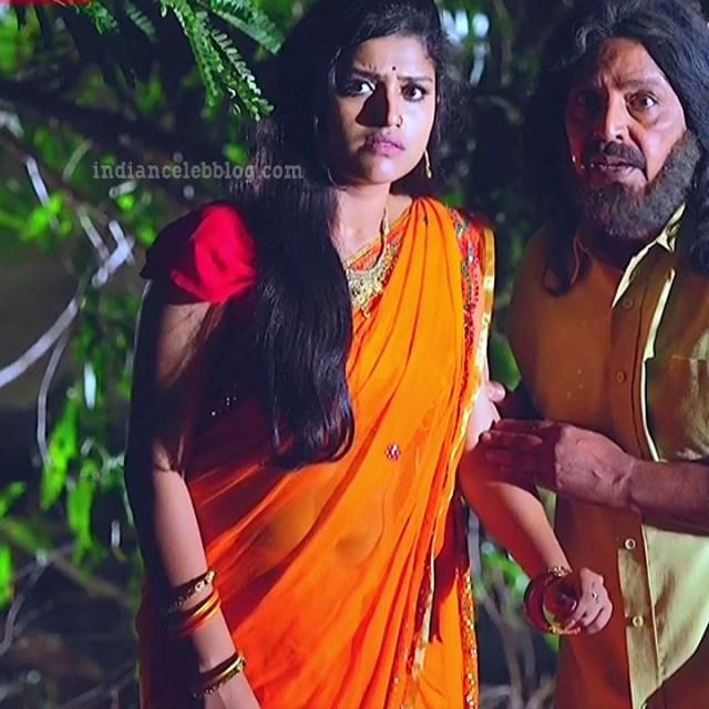 Shreya anchan tamil tv actress nandhini S1 4 hot caps