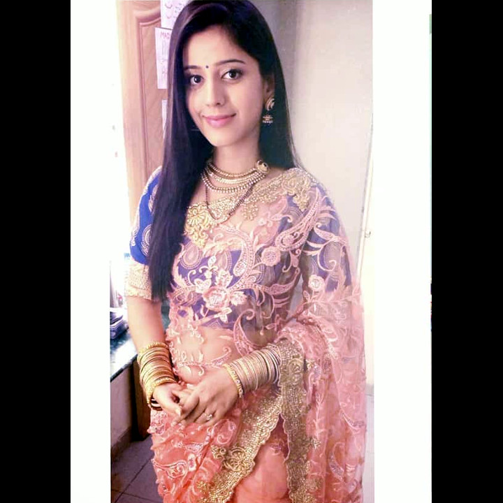 Simran pareenja hindi TV actress CTS1 13 hot sari photo