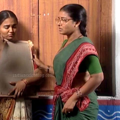 Siva Kavitha tamil tv actress aasai S1 1 saree photo
