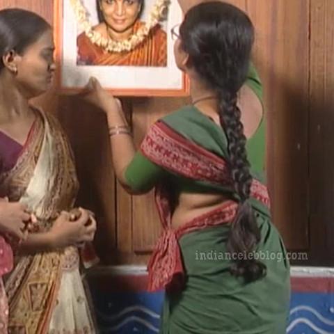 Siva Kavitha tamil tv actress aasai S1 3 sari photo