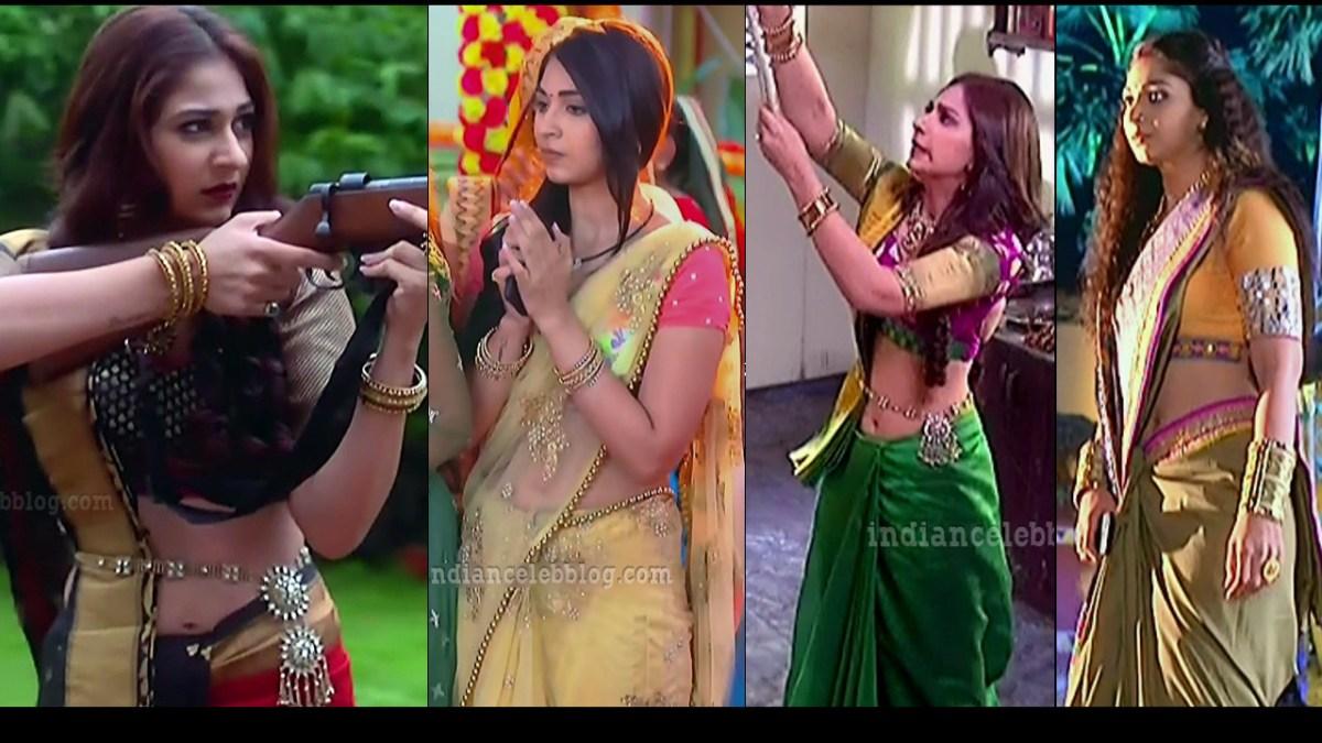 Vidhi Pandya Hindi Tv Serial Actress Hot Saree Pics And -7331